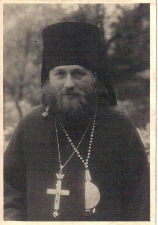 Archbishop Leontii of Chile. Germany, 1946