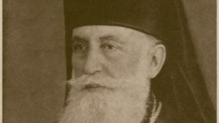 Metroplitan Visarion (Puiu, d. August 1964) of the Romanian Orthodox Episcopate of Western Europe