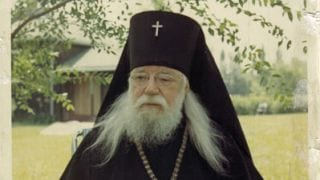 Archbishop Seraphim (Ivanov, d. July 1987) of Chicago