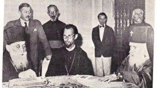Создание и деятельность Хорватской Православной Церкви в годы Второй мировой войны