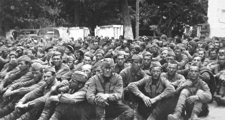 Судьба комиссаров попавших в плен
