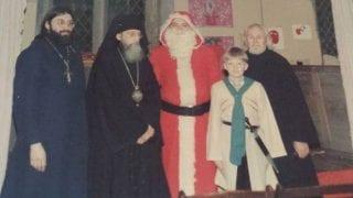 Repose of Protodeacon Sergei Jefimenko