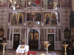 Grgeteg Monastery Iconostas