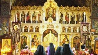 Selected Russian Chants. Holy Trinity Monastery, Jordanville, NY, 1980s