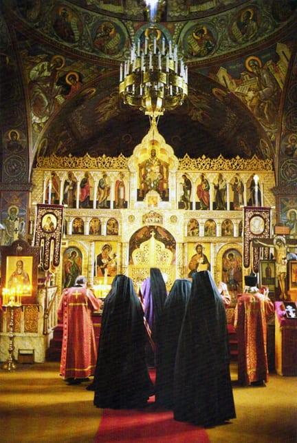 Holy Trinity Monastery. Joradanville