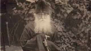 Схиархиепископ Антоний (Абашидзе) прославлен в Киевской епархии