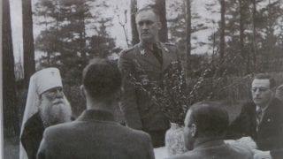 Metropolitan Panteleimon (Rozhnovskii, d. December 1950) of Minsk and Byelorussia