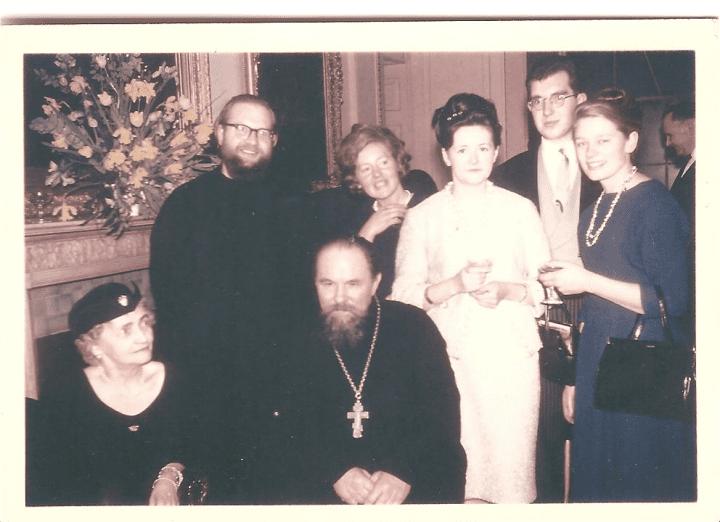 Galitzine Wedding