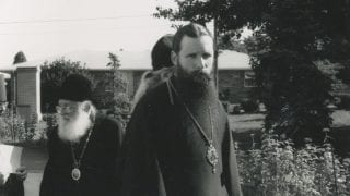 Bp. Kirill and Bp. Gregory (Grabbe)