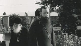 Bp. Kirill and Bp. Gregory (Grabbe)