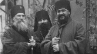 Letters to G. N. Troubetskoy and to G. P. Fedotov