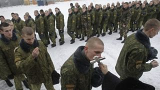 The Christian Faith and War