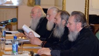 The Current Law of the Russian Orthodox Church