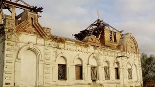 The money for restoration of St. Alla church in Penza region of Russia has been collected by the fund headed by Yu. A. Biruikova