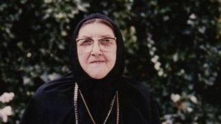 Memory Eternal. Abbess Magdalena of Lesna (d. Aug. 21/Sept 8, 1987)