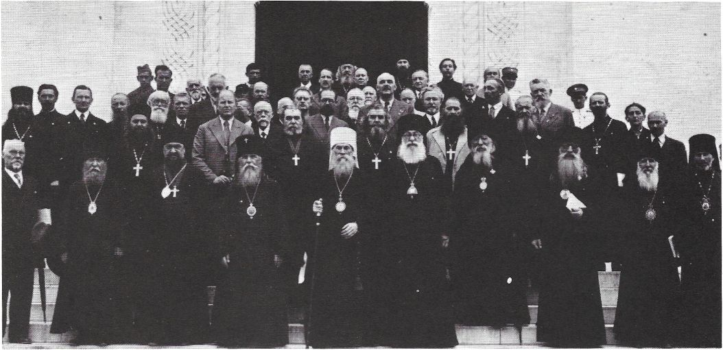 Relations between Lay Organizations and the Synod of Bishops  of the Russian Church Abroad from the 1950s–1970s