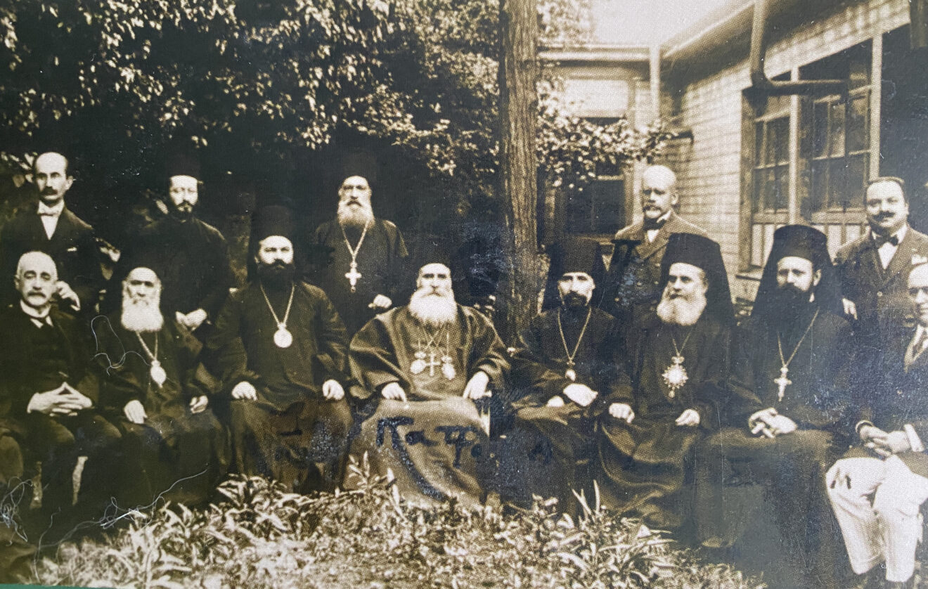 Bishops of the Russian Church Abroad at the 1923 Pan-Orthodox Congress